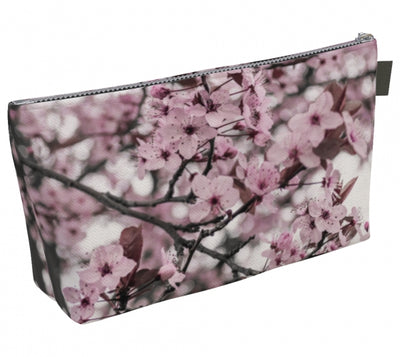 Serene Sakura Makeup Bag