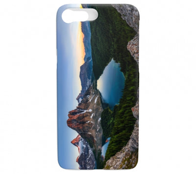 Sunset From the Niblet Smartphone Case