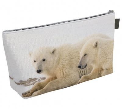 Tundra Twinsies makeup bag by Mountain Moves