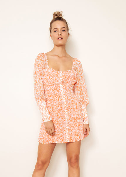 PEACHES MINI DRESS