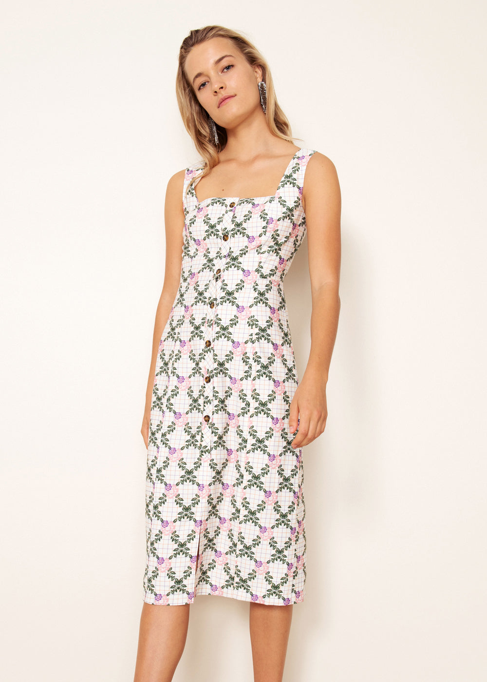 TARSHIE MIDI DRESS