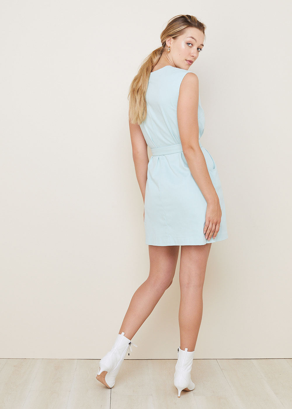 OLLIE MINI DRESS