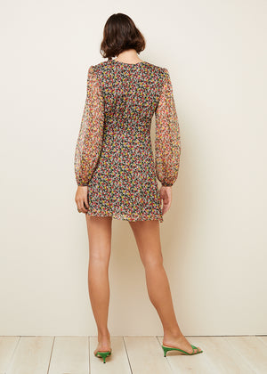 BROOKLYN L/S MINI DRESS