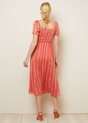 LILIANA MIDI DRESS