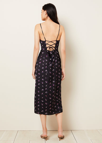 ADDISON MIDI DRESS
