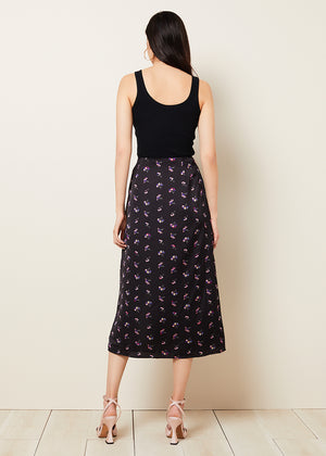 ADDISON MIDI SKIRT