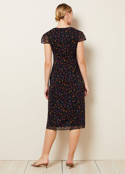 JERRY MIDI DRESS
