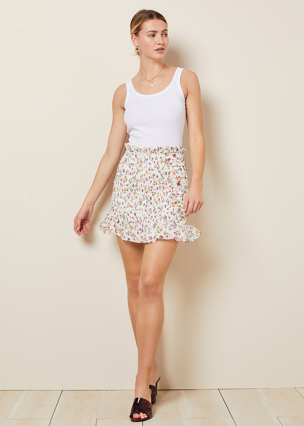 GINA MINI SKIRT