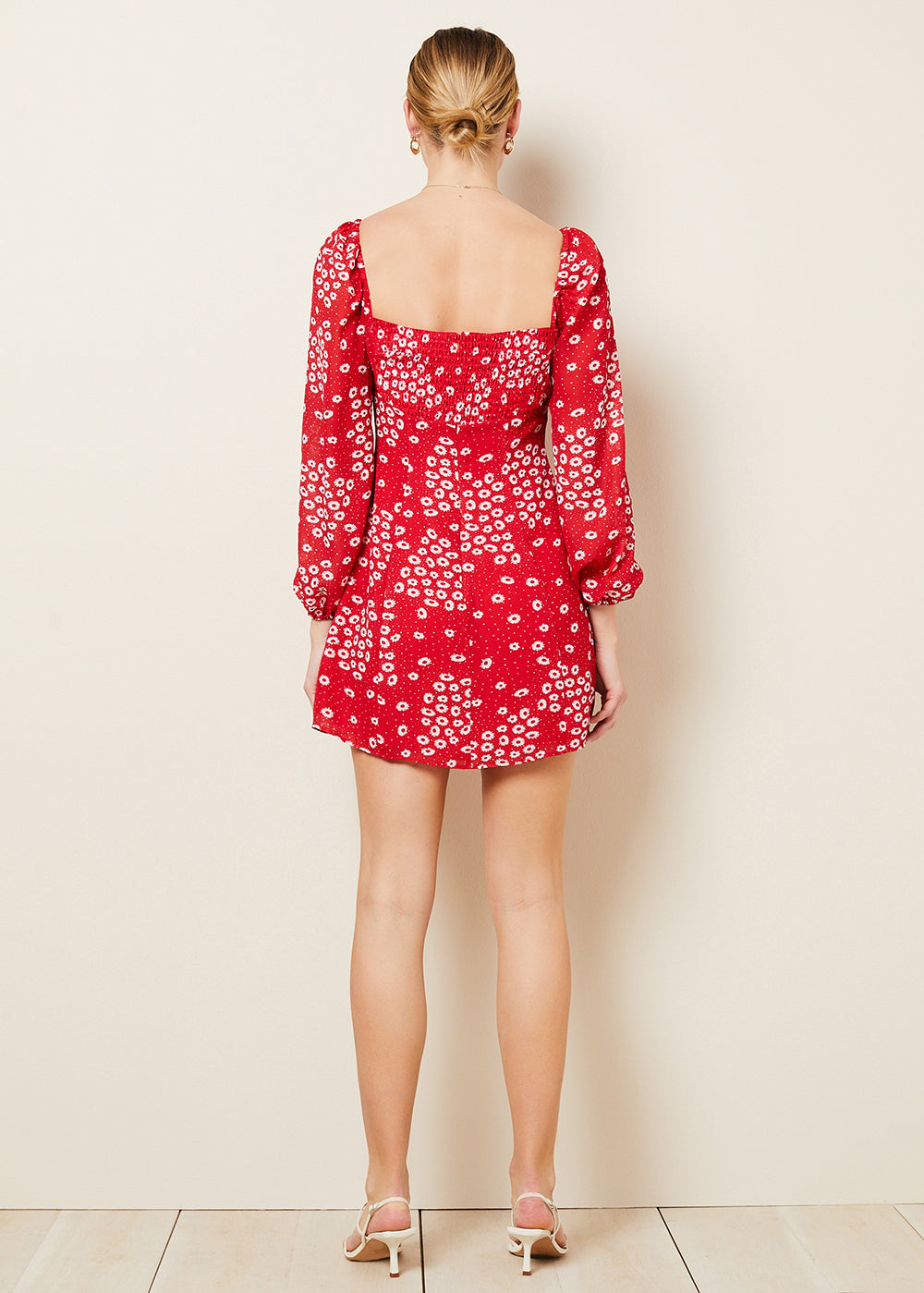 SONNY L/S MINI DRESS