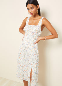 YASMIN MIDI DRESS