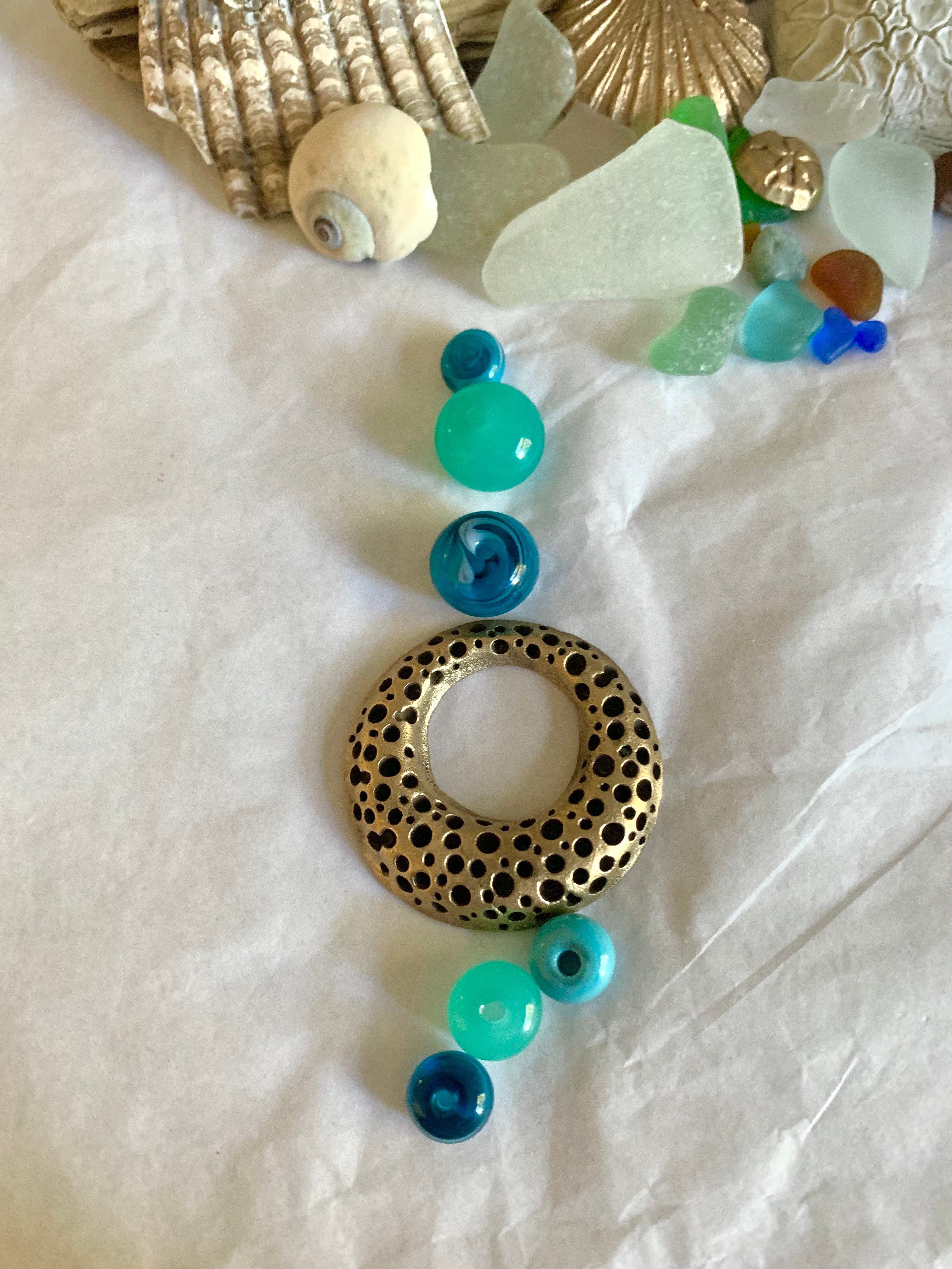 New necklace in progress