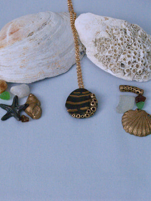 Barnacle Necklace I