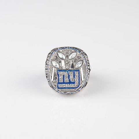 2011 New York Giants Championship Ring - Own Sports History