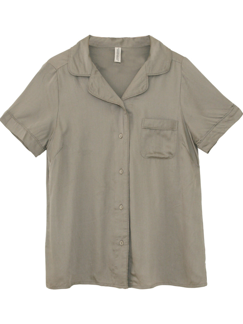 Rana Pajama Shirt by Underprotection | Sustainable Sleepwear