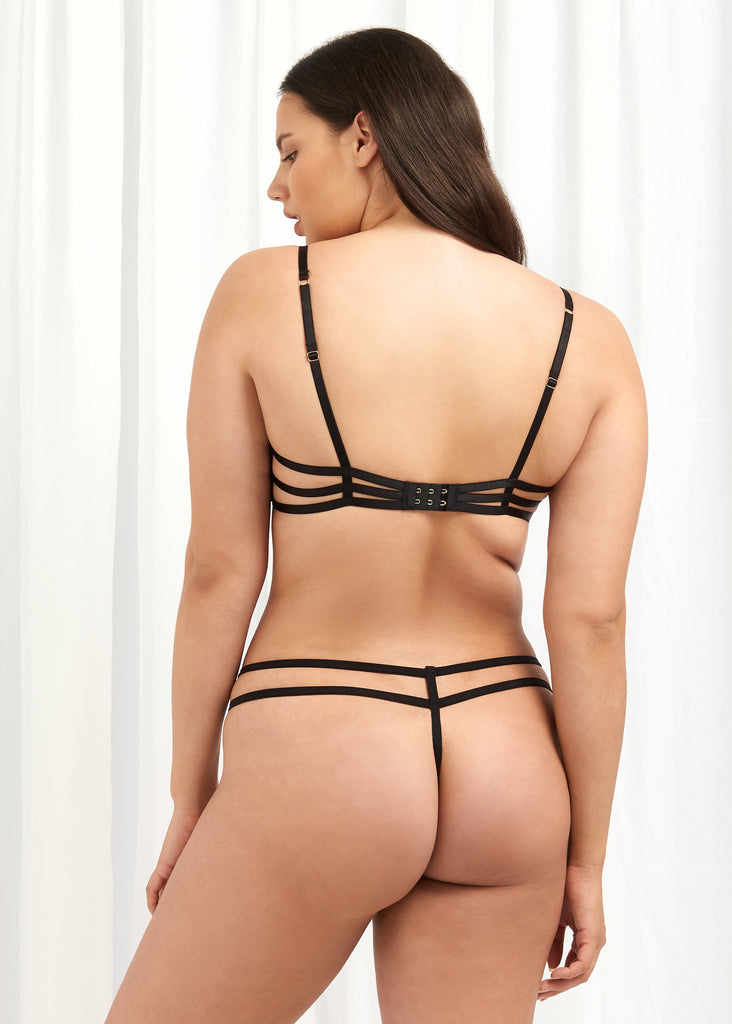 London Thong by Bluebella | Finding Rosie Lingerie Shop
