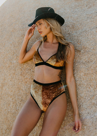 Citrine High-Waist Underwear