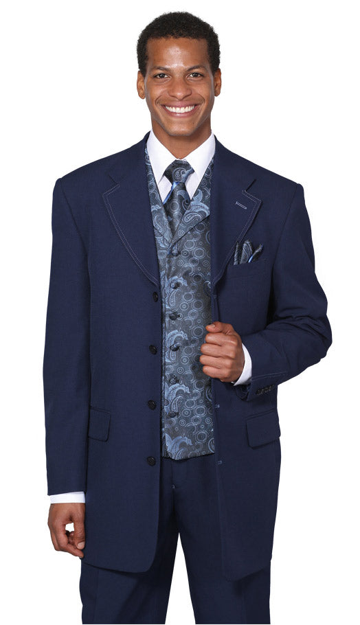 Men's Designer Suit 6903V