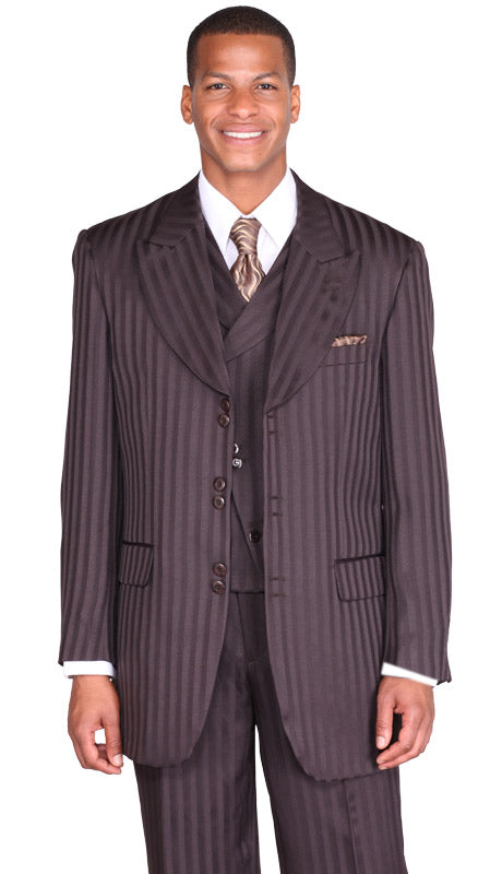 Men's Designer Suit 29197V