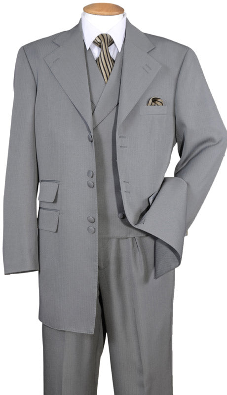 Men's Designer Suit 2917V