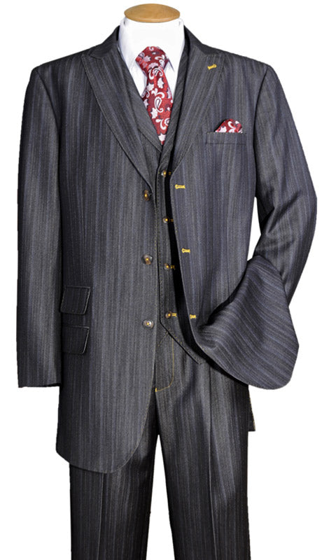 Men's Designer Suit 5609V