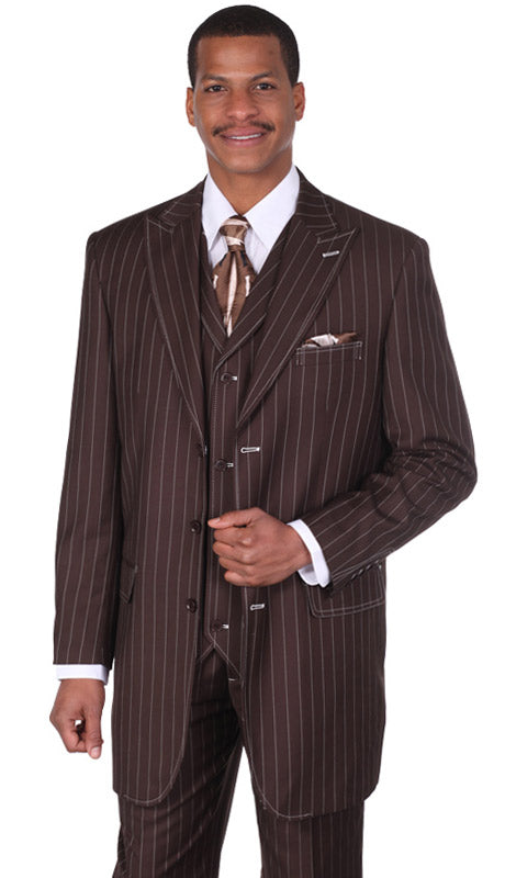 Men's Designer Suit 5903V