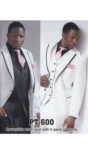 Men's High Fashion Tuxedo PT-600