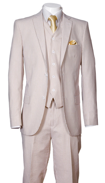 Men's Designer Suit ST702V