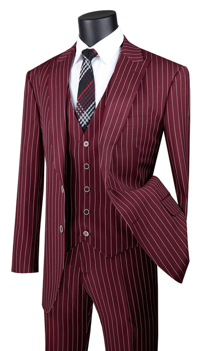 Vinci Men's Suit V2RS-9