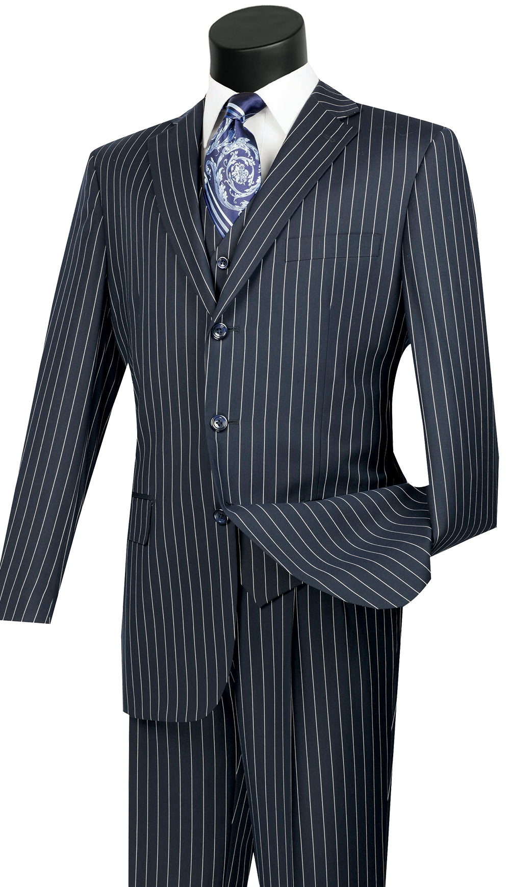 Vinci Men's Suit V3RS-9