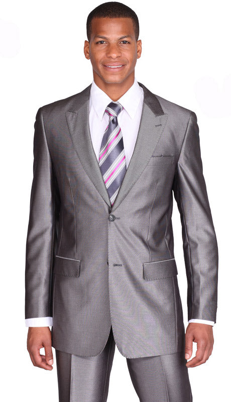 Men's Designer Suit 57021B