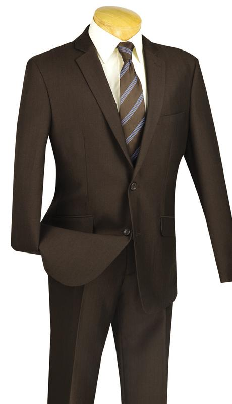 Vinci Men's Suits S2RK-7