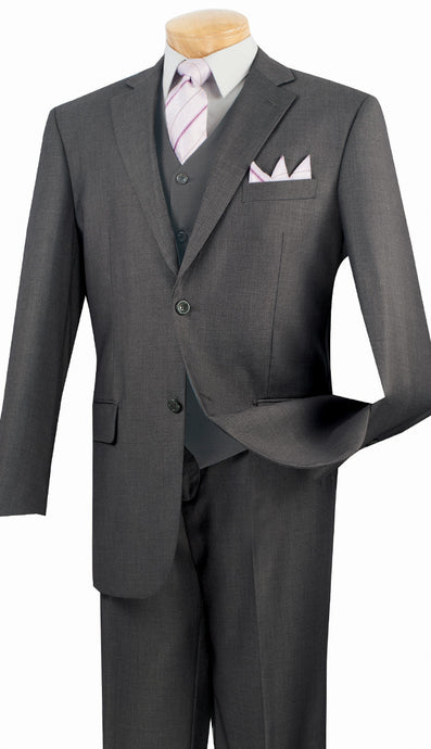 Vinci Men's Suit V2TR