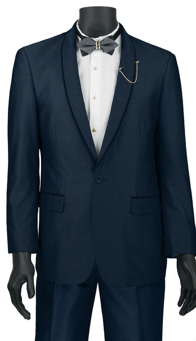 Vinci Men's Suit SSH-1
