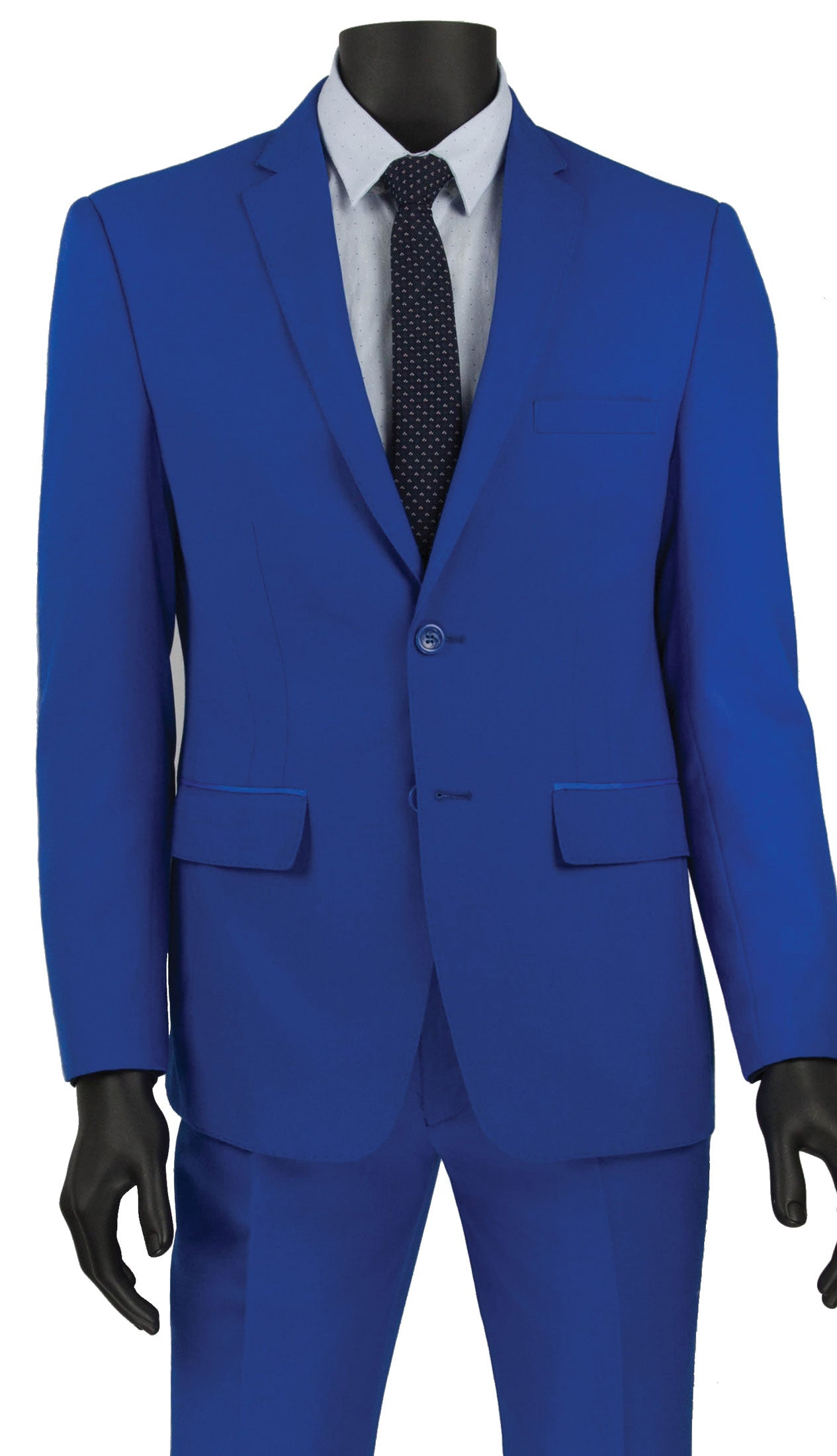 Vinci Men's Suit USRR-1
