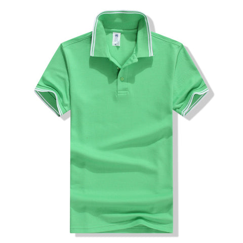 Men's Fitness Polo