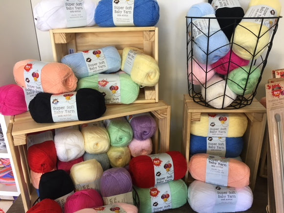 Yarn and Accessories