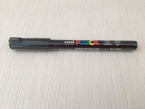 Posca Paint Marker PC-1MR 0.7mm Pin Type Tip