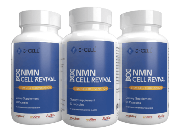 NMN CELL REVIVAL 3-Month Package