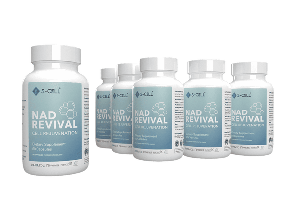 NAD REVIVAL 6-Month Package - S-Cell