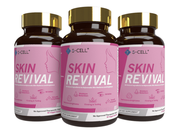 SKIN REVIVAL 3-Month Package - S-Cell