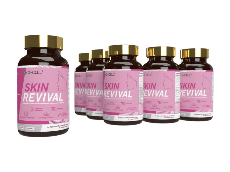 SKIN REVIVAL 6-Month Package - S-Cell
