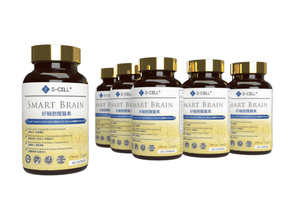 SMART BRAIN 6-Month Package - S-Cell