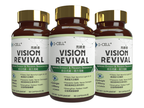 VISION REVIVAL 3-Month Package