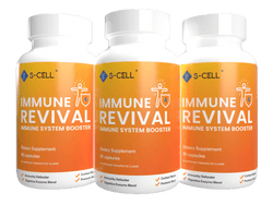 IMMUNE REVIVAL 3-MONTH PACKAGE