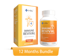 IMMUNE REVIVAL 12-MONTH PACKAGE