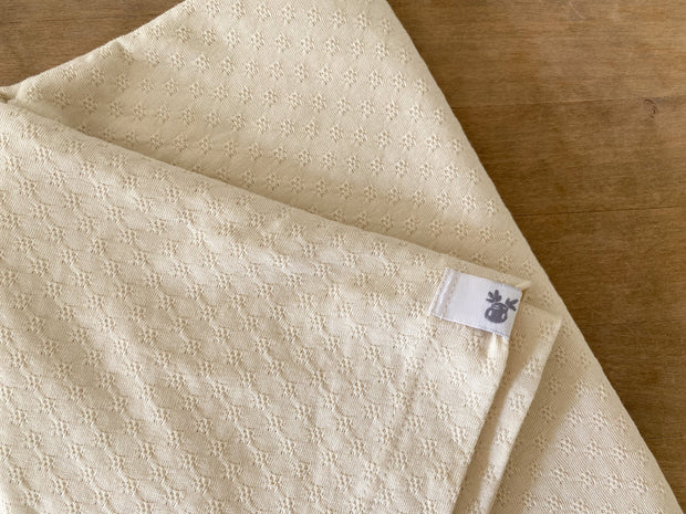Pearl Pointelle Swaddle