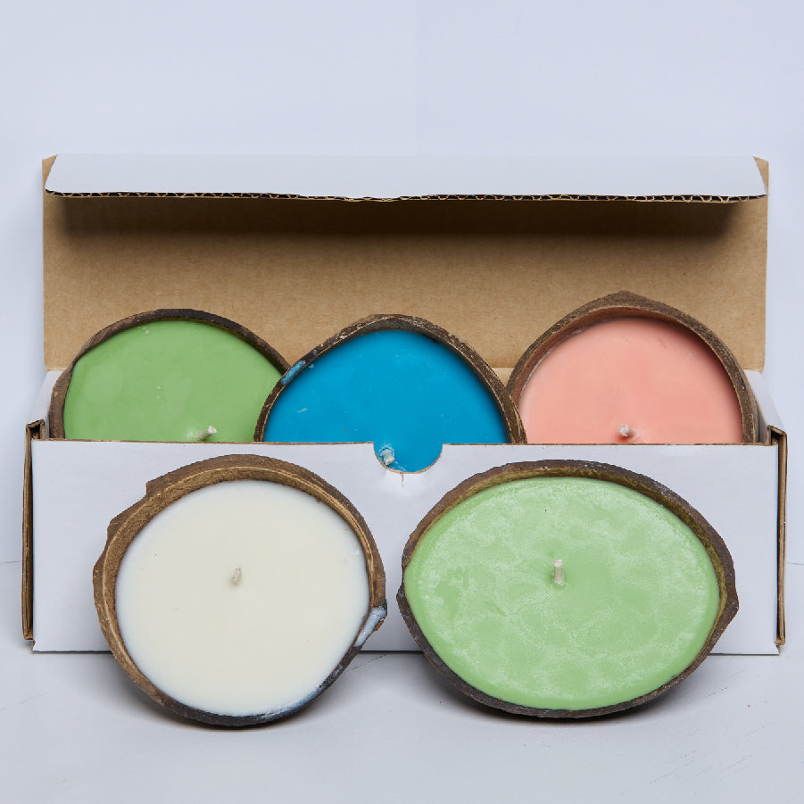 Backyard Candles Gift Sets