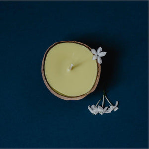 honeysuckle and jasmine candle