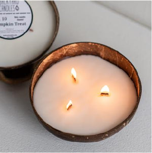 12oz Coconut Bowl Candle