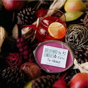 holiday punch candle scent